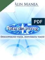 Totul Din Intreg - Catalin Manea