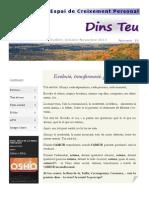 Butlletí Dins Teu_octubre-novembre 2014