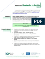 Summary Guideline for Management of Primary Headache in Adults.pdf