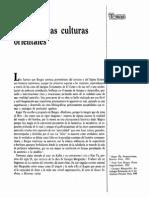 Borges y Las Culturas Orientales
