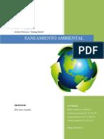Saneamiento Ambiental Contenido i