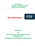 Pay Revision 14 Proposals