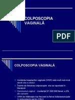 COLPOSCOPIA VAGINALĂ