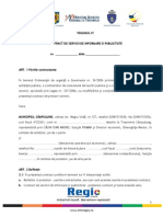 Volumul IV Model de Contract