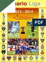 Anuario Liga 2013-14