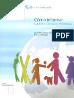 Como Informar Sobre Violencia_factores Riesgo