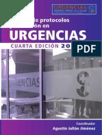 Manual de Protocolos y Actuación en Urgencias