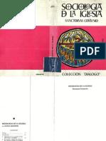 Bonhoeffer Dietrich - Sociologia de La Iglesia