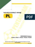 Pentagram Cerberus p6360