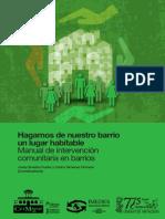 Manual de Intervención Comunitaria en barrios CEIMIGRA Sept 2013