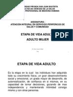 Atencion Integral Adulto Mujer 2014