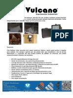 Folder Refletor Solar 60 LEDs Com Sensor Movimento