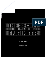Secrets of the Mastering Engineer
