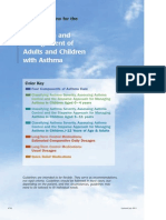 Clinical Guideline for Asthma