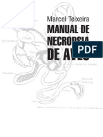Manual Necropsia de aves