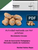 Actividad Realizada Con Hot Potatoes