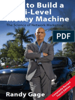 Multi Level Money Machine eBook 1