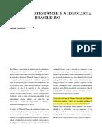 A ÉTICA PROTESTANTE E A IDEOLOGIA.pdf