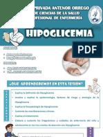 HIPOGLICEMIA - SEMINARIO