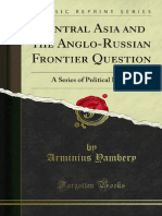 Central Asia and the Anglo-Russian Frontier Question (1874)