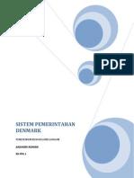Sistem Pemerintahan Denmark