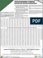 Listado Petrorinoco N°30 -Notilogia