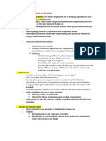 Design for Manufacturing Notes 9docx
