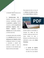 La impresión.docx
