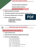 Engine Dynamic Properties -1