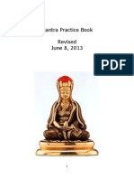 Tibetan Buddhist Prayerbook