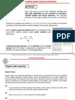 Engine Dynamic Properties -2