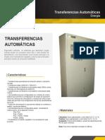 Trasferencias automaticas