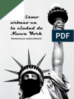 Zapatimos Urbano en La Ciudad de New York. Movimiento Por La Justicia Del Barrio