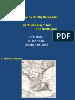 Bernander LSPU Presentation