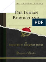 The Indian Borderland