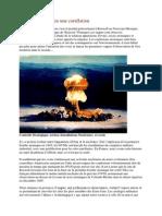 Ovni Et Le Nucléaire Une Corrélation