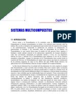Sistemas Multicompuestos
