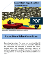 Bimal Jalan Committee
