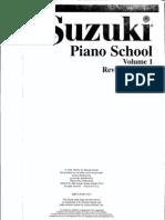 Metodo Piano Suzuki 1a7