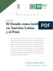 6n7 Programa_seminario Estado Como Institucion en AL 2014