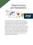 The Global Economy Prompts Radicalization