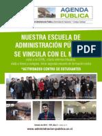 Edición N°3 Periódico Agenda Pública UV