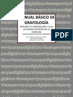 M. Fernanda Centeno y Carlos Marín Hernández - Manual Básico de Grafologia