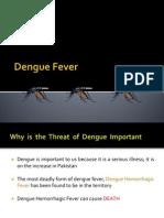 Dengue Fever Lecture