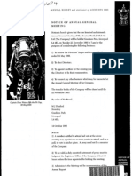 EFC 1994 1995 Accounts