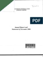 EFC 1997 1998 Accounts