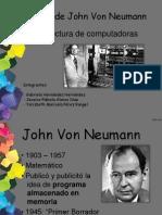 Modelo John Von Neumann
