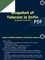 Telecom in India