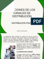 funciones de los canales de distribucion