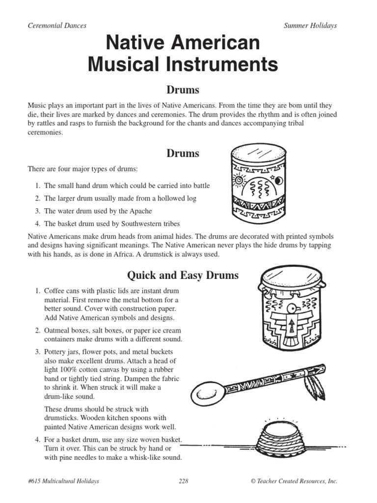 Native american musical instruments drum native americans in the native american musical instruments drum native americans in the united states buycottarizona Gallery
